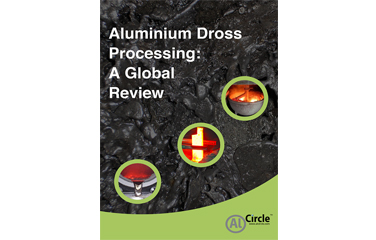 Nouveauté aux membres du CQRDA : Publication | Aluminum Dross processing : A Global Review Report